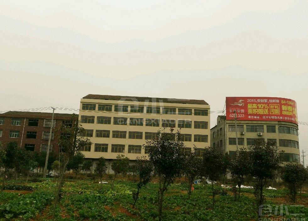 黄冈市黄州区普通仓 2500㎡ 楼库