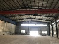 武汉青山区带行车优质厂房出租