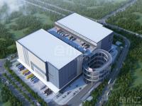 广州白云区空港综合保税区五层旋转坡道高标准库预招商