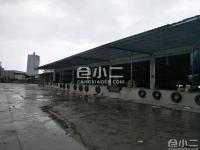 枕峰工业区2000平双面高台库出租