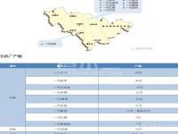 中国汽车主机厂分布地图!