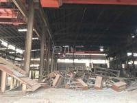 富平县厂房13000多平带行吊适合机械加工生产