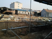 有棚堆场 603省道工业园