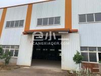 出租江夏区单层钢构厂房仓库750平,临金龙大街及107国道