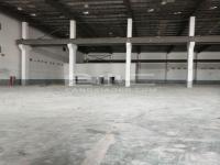 上海市金山区亭林镇单层厂房出租,层高13.5米,可分割,2部10吨行车