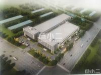 南通开发区锡通园区30000平方混凝土框架结构标准厂房仓库办公大楼出租公司自建