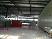 双流蛟龙工业港单层钢结构厂房一千平出租