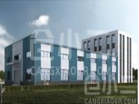 环南京城市经济圈1200平米-5000平米单体单层厂房预售