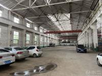 武汉青山区2400平方带行车厂房出租