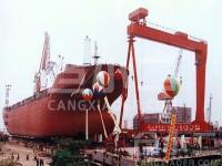 中国造船企业前5个月接单量位居全球第一