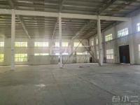 上海市松江区九亭1840平米单层厂房仓库出租,层高11米,可分割