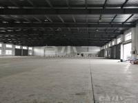 上海市青浦区白鹤镇1600平米单层厂房仓库出租,配套办公宿舍,