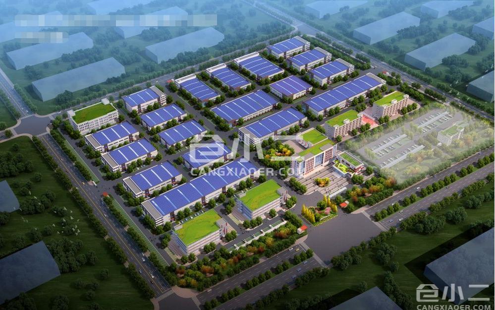 西咸新区秦汉新城汽车零部件产业园厂房出售