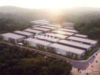 德阳中江县厂房出售,305国道旁,交通便利,政府重点项目、独立产权(50年)