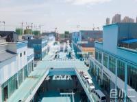 宿州埇桥区电商产业园坡道二层一楼300平出租