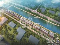 天津宁河出售河景式大庭院生态型厂房