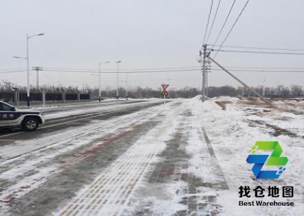 新疆建设兵团乌鲁木齐工业园库房出租